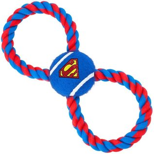 Buckle Down Buckle Down Superman Dog Toy