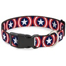 Buckle Down Buckle Down Captain America Shield  (3 sizes)