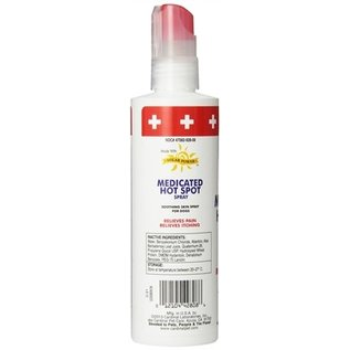 Cardinal Remedy + Recovery Medicated Hot Spot Spray