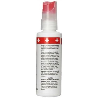 Cardinal Remedy + Recovery Liquid Bandage 4 oz