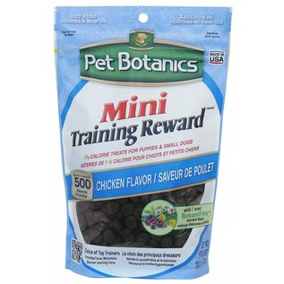 Cardinal Pet Botanics Mini Training Treats