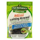 Cardinal Pet Botanics Mini Training Treats Grain Free (2 Flavors)