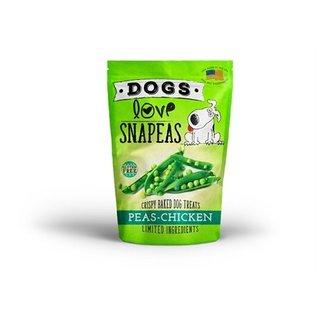 Dogs Love Kale Dogs Love Snapeas