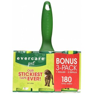 Evercare Evercare Pet Value Combo Roller/Refill 180 Layer