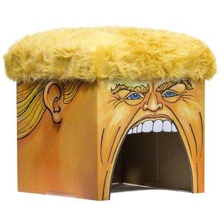 Fuzzu Fuzzu Presidential Parody Donald Cat playhouse