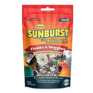 Higgin's Higgins Sunburst Treats Fruits & Veggies