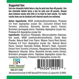 NWC Naturals NWC Naturals Pet Enzymes Plus 100