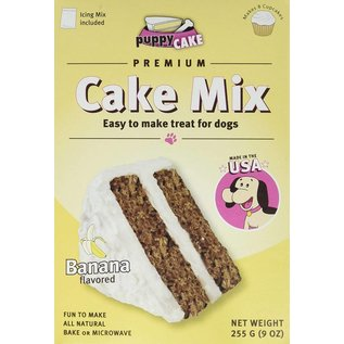 Puppy Cakes Puppy Cake Mix