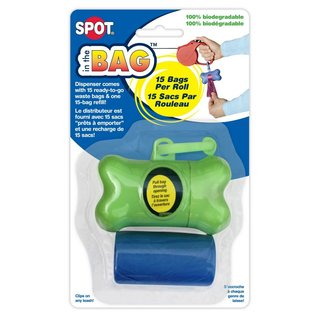 Spot Ethical Products Spot in The Bag Clip-On Dispenser With 24 Bags