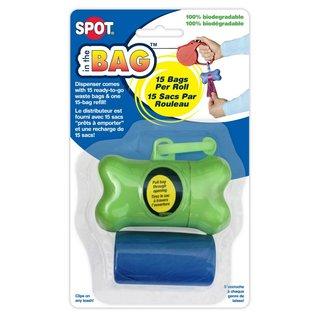 Spot Spot In The Bag Clip on Dispenser w/ 30 Bags
