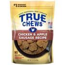 True Chews True Chews Chicken & Apple Sausage 12 oz