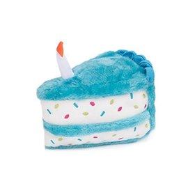 Zippy Paws Zippy Paws Birthday Cake (Blue & Pink)