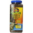 Zoo Med Zoo Med Natural Aquatic Turtle Food Maintenance Formula 12 oz