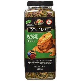 Zoo Med Zoo Med Gourmet Bearded Dragon Food 15 oz
