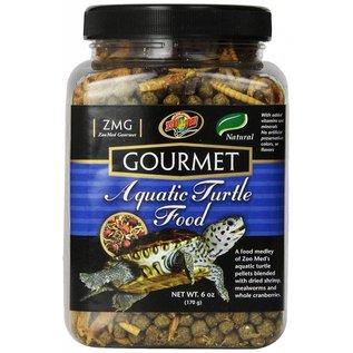 Zoo Med Zoo Med Gourmet Aquatic Turtle Food 6 oz