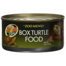 Zoo Med Zoo Med Box Turtle Food Can 6 oz