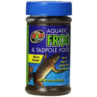 Zoo Med Zoo Med Aquatic Frog & Tadpole Food 2 oz