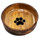 Advance Pet Products Advance Pet Products Wooden Bowl  (3 Sizes)