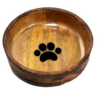 Advance Pet Products Advance Pet Products Wooden Bowl