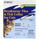 Zodiac Zodiac Breakaway Flea & Tick Cat Collar