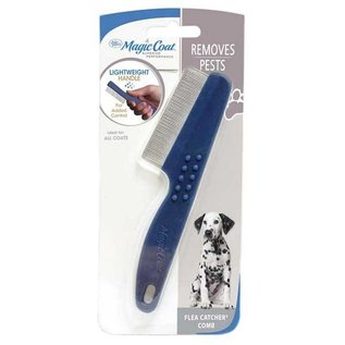 Four Paws Four Paws Magic Coat Flea Catcher Comb Lightweight Handle