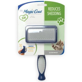 Four Paws Four Paws Magic Coat Slicker Wire Brush for Cats - Gentle