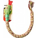 "Mammoth Mammoth SnakeBiter w Squeaky Head, Small 28"" (Assorted Colors)"