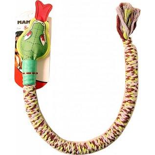 "Mammoth Mammoth SnakeBiter w/squeaky head Small 28"""