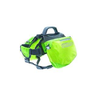 Outward Hound Outward Hound Backpack Green SM