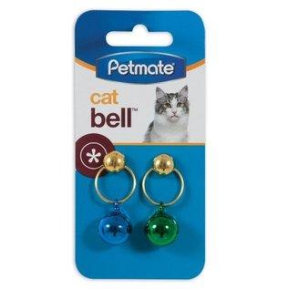 Petmate Petmate Metallic Cat Bell 2pk