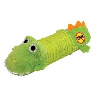 Petstages Petstages Stuffing Free Big Squeak Gator