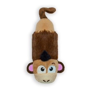 Petstages Petstages Stuffing Free Lil Squeak Monkey