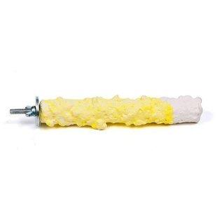 Polly's Polly's Banana Split Cuttlebone & Calcium Perch