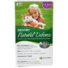 Sentry Sentry Natural Defense Flea & Tick for Cats