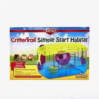 Kaytee Kaytee Crittertrail Simple Start Habitat