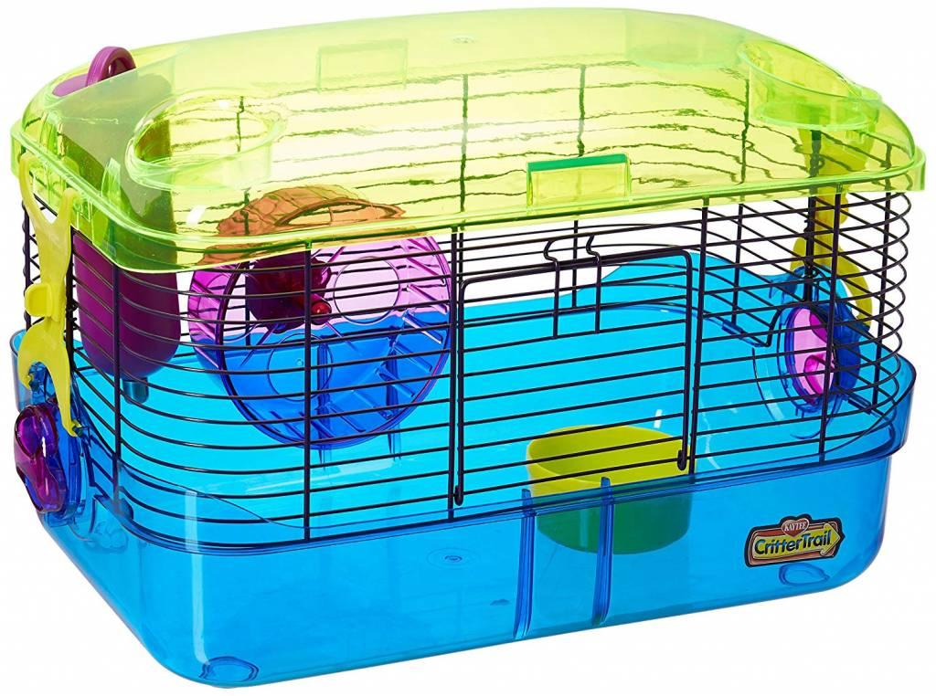 kaytee crittertrail simple start habitat cozy pet supplies