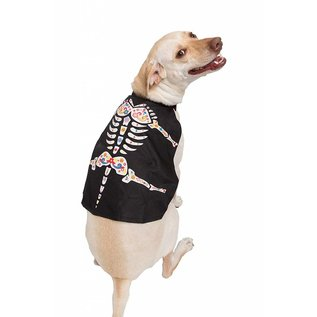 Pet Krewe Pet Krewe Day of the Dead Cape