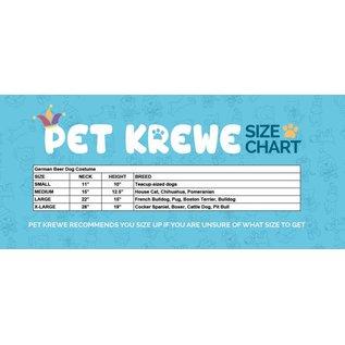 Pet Krewe Pet Krewe German Beer Dog
