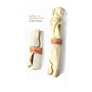 Advance Pet Products Advance Pet Product Buffalo Head Skin Roll 6""
