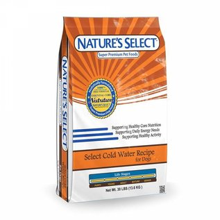 Nature's Select Nature's Select Cold Water Salmon Recipe Healthy Grain