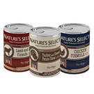 Nature's Select Nature's Select Canned (3 Flavors) In Store Pick Up Only