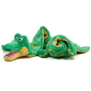 Outward Hound Outward Hound Squeaker Matz Gator Dog Toy XXL