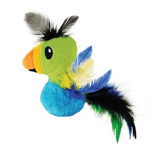 Petstages Petstages Feather Toucan Cat Toy