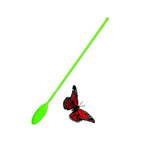 Petstages Petstages Butterfly Chase Wand Cat Toy