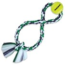 "Mammoth Mammoth Figure 8 Tug with Ball, Medium 15"" (Assorted Colors)"