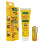 Cardinal Gold Medal Manuka Honey Tooth Gel w/Finger Toothbrush