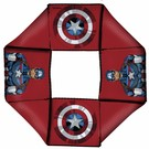 Buckle Down Buckle Down Captain America Dog Toys (2 Styles)
