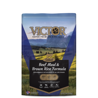 Victor Victor Beef/Brown Rice (3 Sizes) In Store Pick Up Only