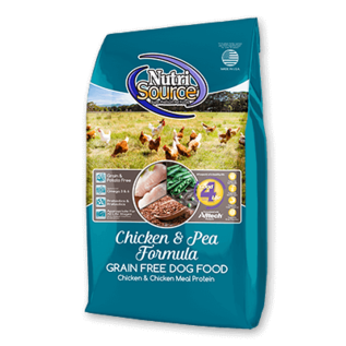 Nutrisource NutriSource Grain Free Chicken & Pea