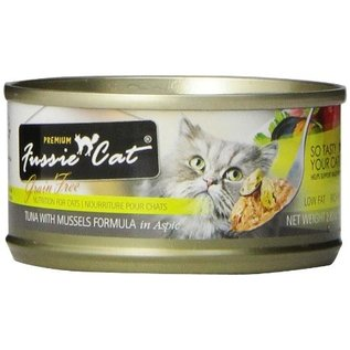Fussie Cat Fussie Cat Premium Grain Free Canned Cat Food in Aspic